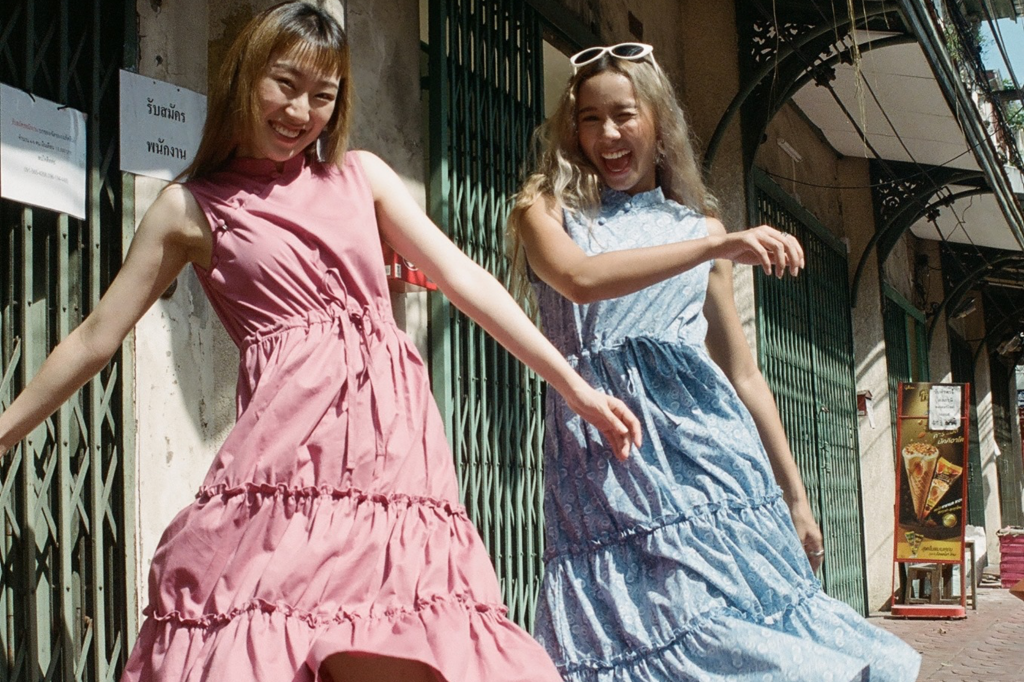 Dear Samfu brings back nostalgic traditional Chinese silhouettes