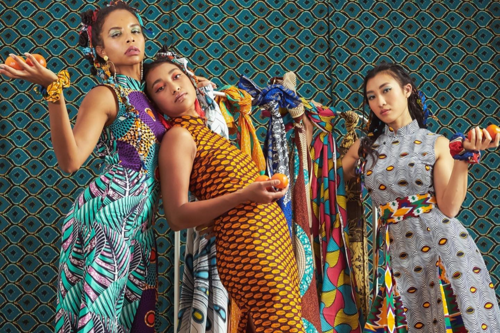 OliveAnkara combines modern designs with traditional African Ankara prints