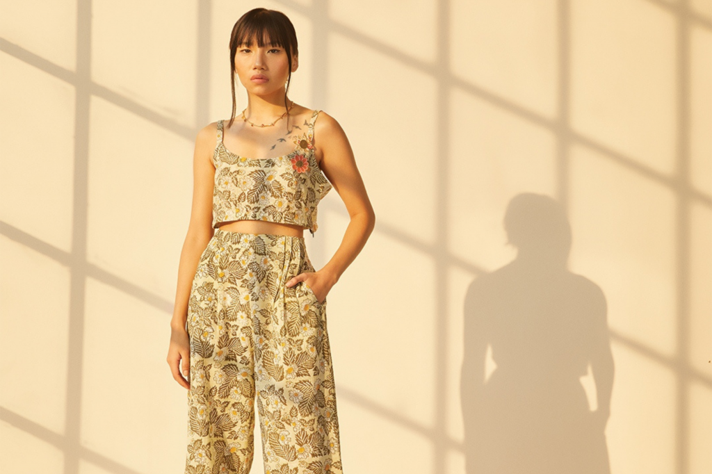 Sui is a slow fashion brand from Singapore inspired by nature