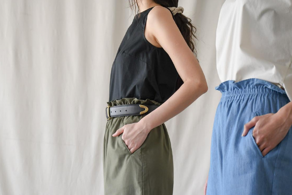 Weekend Sundries produces timeless elevated basics from low impact materials